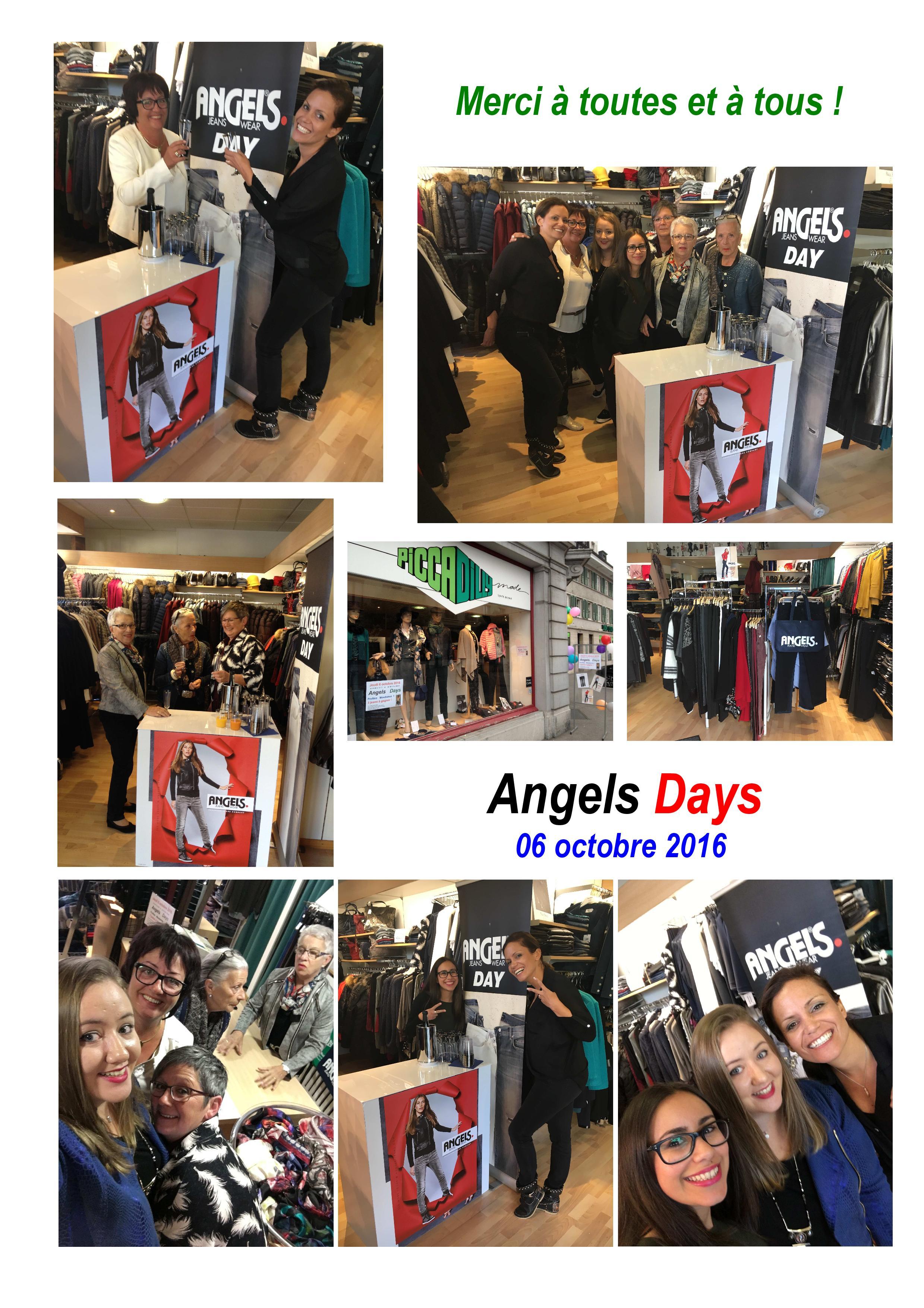 Journée Angels